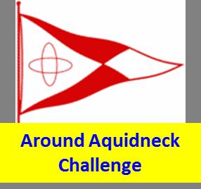Around Aquidneck Island Challenge (Spinnaker) @ Navy Marina Slip A49