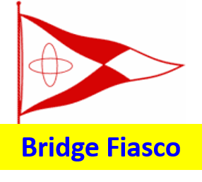 Bridge Fiasco @ Navy Marina Slip A49