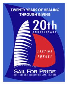 Sail for Pride @ Navy Marina Slip A49   Newport   Rhode Island   United States