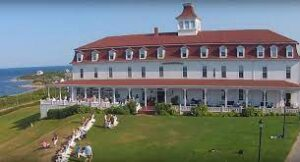 Crew Dinner at Spring House @ Spring House   New Shoreham   Rhode Island   United States